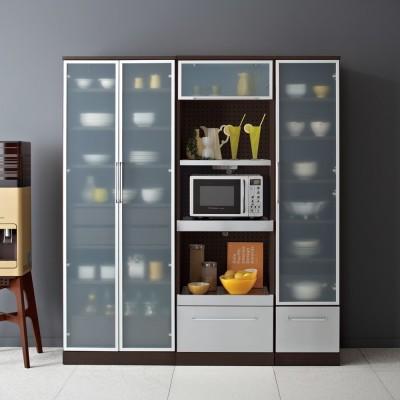 SmartII スマート2 ステンレスシリーズキッチン収納 扉内引き出し付きキッチンキャビネット 幅70cm ホワイトケイ