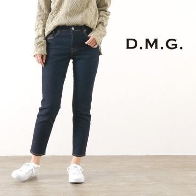 D.M.G(ドミンゴ)11オンス ストレッチデニム 5Pアンクルスリム / ジーンズ / レディース / 日本製