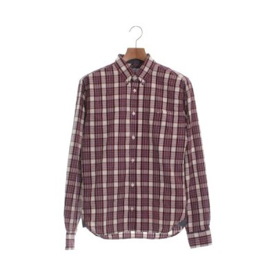 Gilbert & Lewis ギルバートアンドルイス カジュアルシャツ メンズ