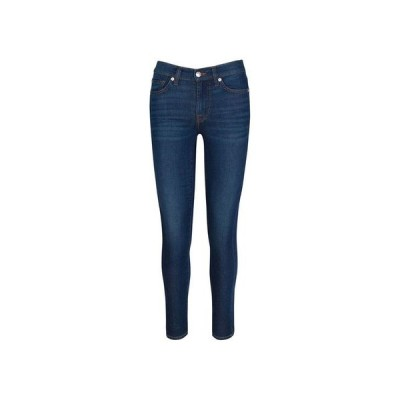 セブンフォーオールマンカインド レディース デニムパンツ ボトムス Skinny Ankle Jeans