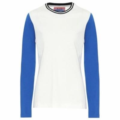 アクネ ストゥディオズ Acne Studios レディース ブラウス・シャツ トップス Cotton shirt Off White
