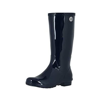 UGG Women's Shaye Boot, Navy, 9