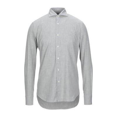 GRIGIO シャツ グレー 41 コットン 100% シャツ
