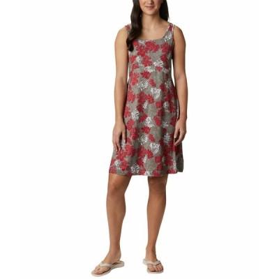 コロンビア ワンピース トップス レディース Freezer III Dress Kettle Archive Palms Print