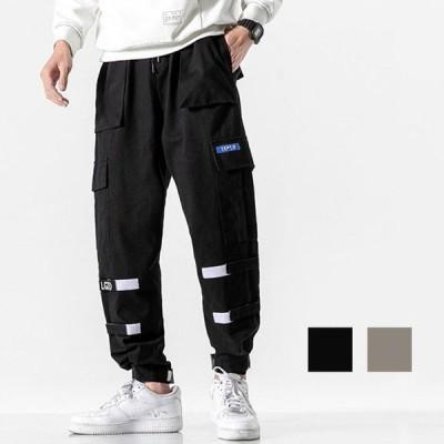 2020新作 夏大人気 カジュアルパンツ メンズ 大きいサイズ 夏 ゆったり ボトムス ロング丈パンツ スポーツ 運動 パンツ メンズファション