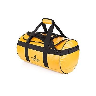 北欧ブランド「The Friendly Swede」ボストンバッグ ダッフルバッグ 耐水 スポーツバッグ 旅行バッグ 旅行カバン メンズ レディース