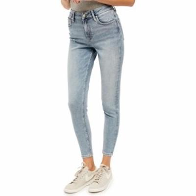 フリーピープル FREE PEOPLE レディース ジーンズ・デニム ボトムス・パンツ Krissy Skinny Jeans Sunday Blue
