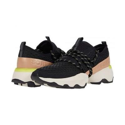 SOREL ソレル レディース 女性用 シューズ 靴 スニーカー 運動靴 Kinetic(TM) Impact Lace - Black