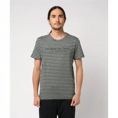 tシャツ Tシャツ STRIPE MOTIF TEE