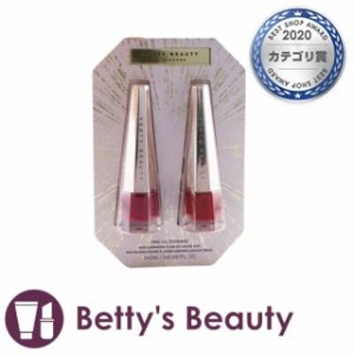 日本未発売|フェンティビューティー スタナ リップペイント ミニ デュオ  2ml×2口紅 Fenty Beauty【S】