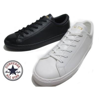 コンバース CONVERSE レザー オールスター クップ OX スニーカー メンズ 靴