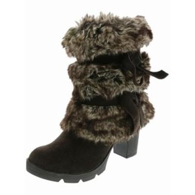 Bearpaw ベアパウ シューズ ブーツ Bearpaw Womens Bridget High-Top Suede Boot