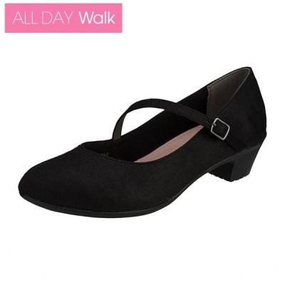 ALL DAY Walk 217 ブラック ※21.0〜26.0cm