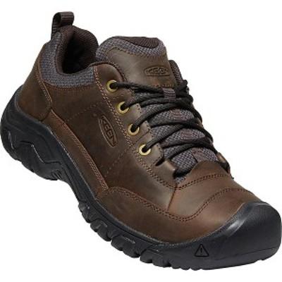 (取寄)キーン メンズ ターギー 3 オックスフォード シューズ Keen Men's Targhee III Oxford Shoes Dark Earth / Mulch 送料無料