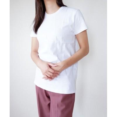 tシャツ Tシャツ FRUIT OF THE LOOM レディースオーガニックTシャツ