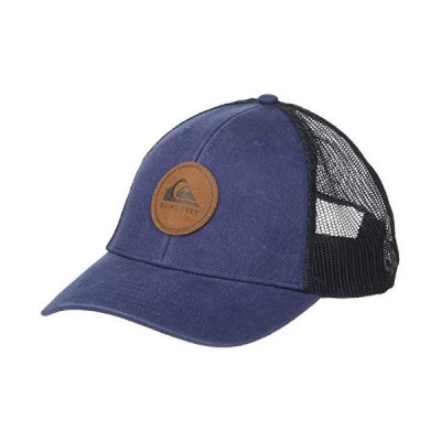 Quiksilver HAT メンズ US サイズ: One Size カラー: ブルー