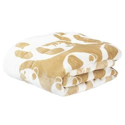 東京 西川 フィンレイソン 肌掛け布団 シングル フィンレイソン アヤトス (パンダ) 洗える ふわもこ ベージュ AE09600033BE
