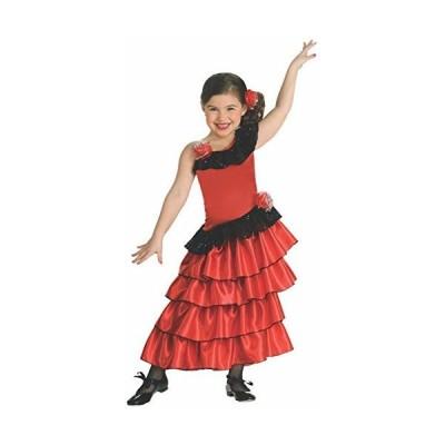 スペインのプリンセス 子供用 コスチューム♪ハロウィン♪サイズ:Large (12-14)