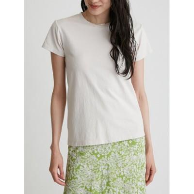 【ミラオーウェン/Mila Owen】 コンパクトハイラインTシャツ
