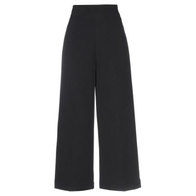 ROSE' A POIS パンツ ブラック 42 ポリエステル 88% / ポリウレタン 12% パンツ
