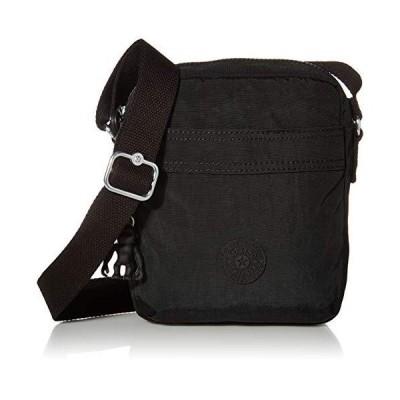 Kipling Hisa Crossbody Bag, Black Noir【並行輸入品】