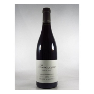 【ド モンティーユ】 ブルゴーニュ ルージュ [2016] 750ml 赤 【de MONTILLE】Bourgogne Rouge
