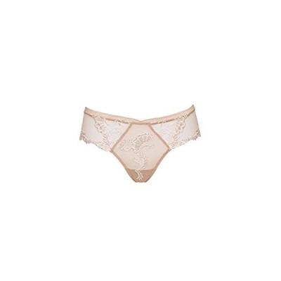 Lise Charmel Women's Dressing Floral Boyshort Panty ACC0488 XS Ambre Nacre好評販売中