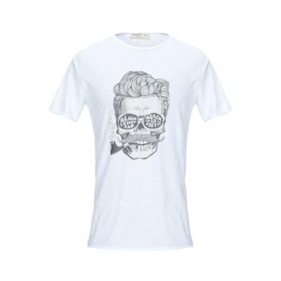 アスレティック ヴィンテージ ATHLETIC VINTAGE T シャツ ホワイト S コットン 100% T シャツ