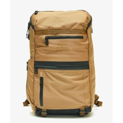 UNBY GENERAL GOODS STORE / AS2OV (アッソブ) WATER PROOF CORDURA 305D ROUND ZIP BACKPACK / バックパック リュック MEN バッグ > バックパック/リュック