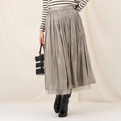 クチュール ブローチ Couture brooch オーロラヨウリュウリバースカート (タバコブラウン)