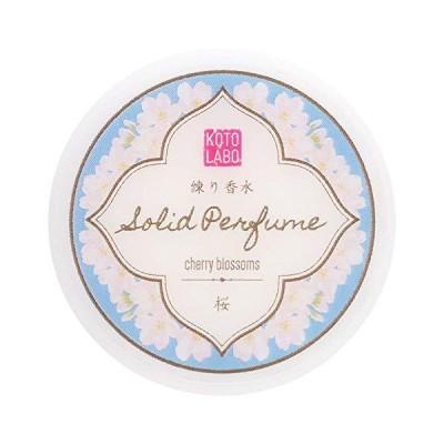 コトラボ練り香水上品で優しい桜の香り|fs04gm