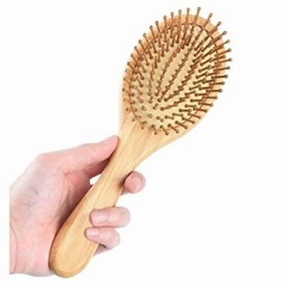 ヘアブラシ パドルブラシ 静電気防止脱毛防止頭皮の圧迫軽減 薄毛改善 頭皮マッサージ 血行促進 ダメージ軽減 男性と女性 子供 への適用(