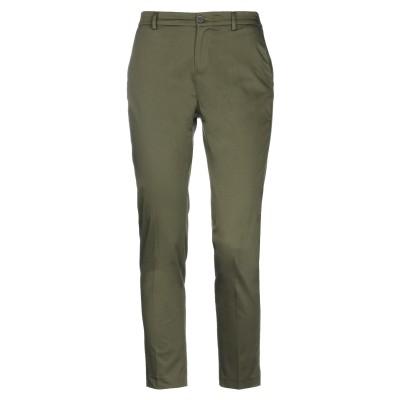リュー ジョー LIU •JO パンツ ダークグリーン 38 コットン 97% / ポリウレタン 3% パンツ