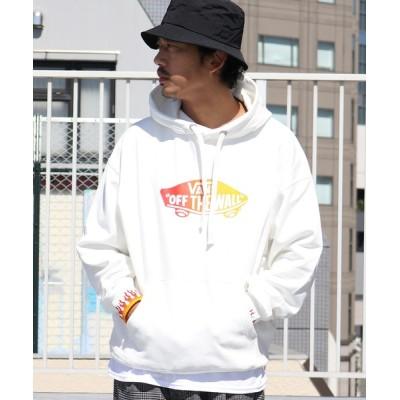ROOP TOKYO / VANS/ヴァンズ OTW Flame Rib Sweat Hoodie プルオーバーパーカー MEN トップス > パーカー