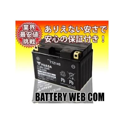 TTZ14S 台湾 ユアサ yuasa バイク 用 バッテリー オートバイ TTZ14S GS ユアサ yuasa 互換 PL保険