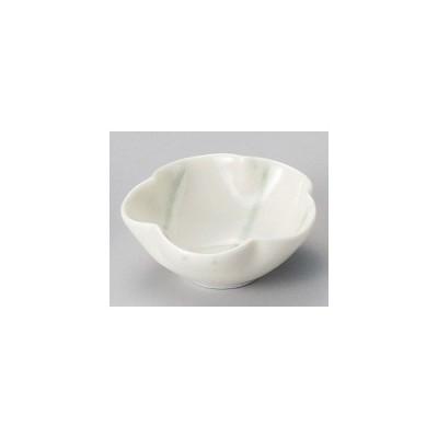 和食器花型(グリーン) 9cm小付/大きさ・9×3.5cm