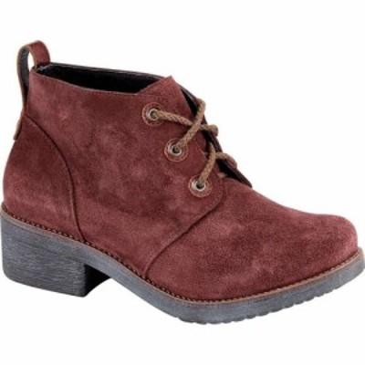 ナオト Naot レディース ブーツ シューズ・靴 Love Bootie Rust Suede/Luggage Brown Leather