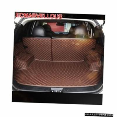 輸入カーパーツ 装飾装飾インテリアカースタイリング自動車トランクマットプロテクターマレテロコシェ貨物ライナー14 16 17シュコ