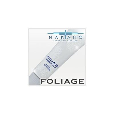 ▼ナカノ フォリッジ バブルクレイ (スキャルプマッサージクリーム) 150g 医薬部外品