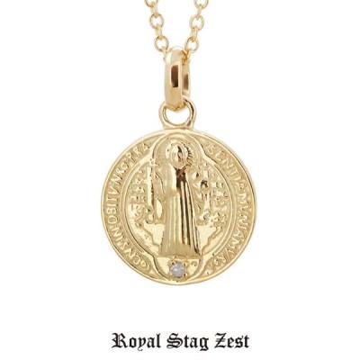 ネックレス メンズ ロイヤルスタッグゼスト Royal Stag Zest ダイヤモンド シルバー ジュエリー アクセサリー ペンダント SN26-006
