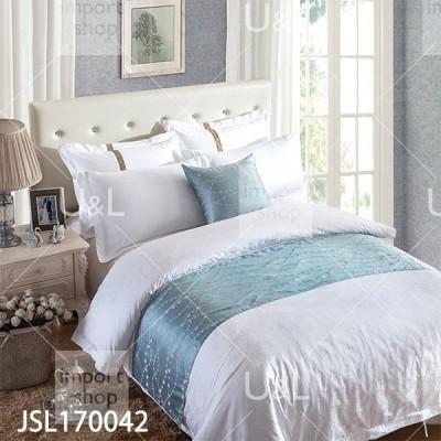 フットライナー ベッドライナー ベッドスロー 送料無料 高級ホ テル用品 旅館 民泊 民宿 bed-0391