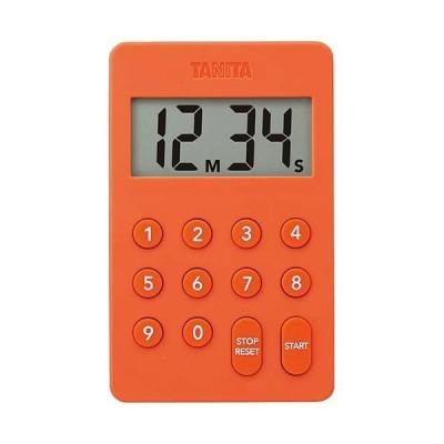 タニタ テンキータイマー TD415OR オレンジ ebm-p664-3