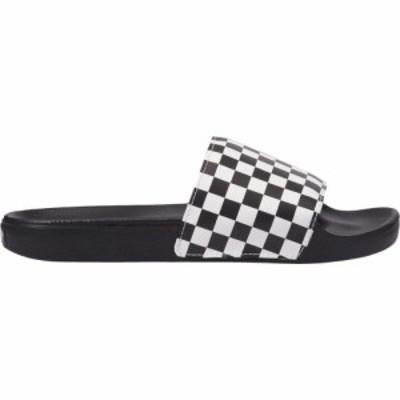 ヴァンズ Vans メンズ サンダル シューズ・靴 Slide On Checkerboard Slides Checkers Print