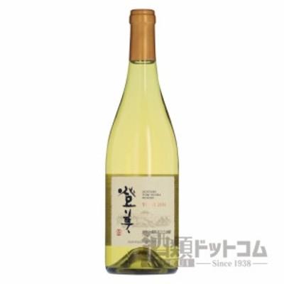 【酒 ドリンク 】登美の丘ワイナリー 登美(白)(4257)