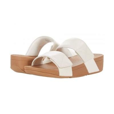 FitFlop フィットフロップ レディース 女性用 シューズ 靴 ヒール Mina Slide - Stone