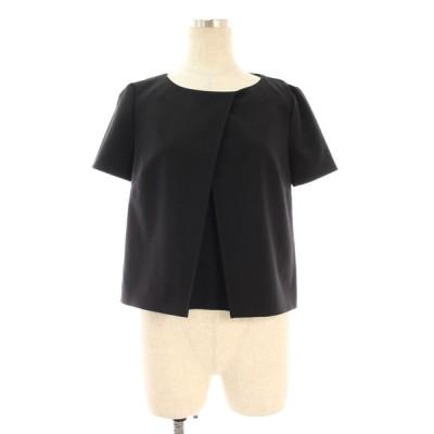 フォクシーニューヨーク Tシャツ カットソー レイヤード 半袖 38