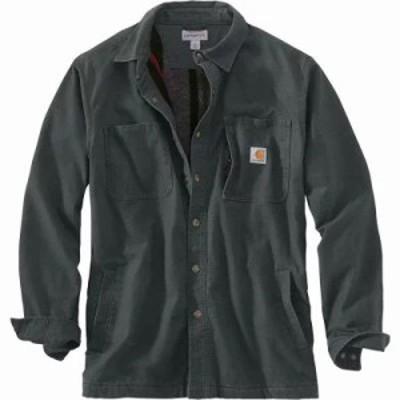 カーハート シャツ Rugged Flex Rigby Shirt Jackets Shadow
