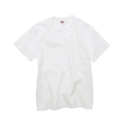 半袖Tシャツ【期間限定アウトレット特価】6.0オンス オープンエンド バインダーネック Tシャツ XXLサイズ 4カラー 4210-01 UnitedAthle 【送料198円対応品】