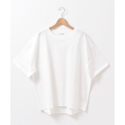 tシャツ Tシャツ HEAVY天竺ワイドシルエットTシャツ