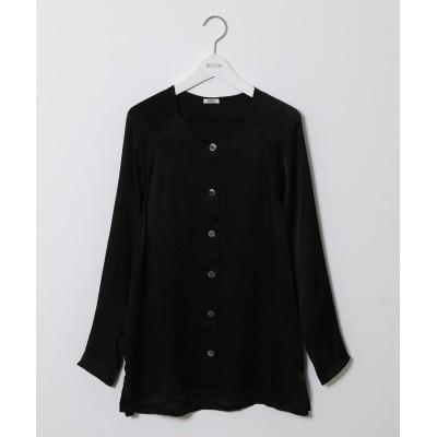(ADAM ET ROPE'/アダムエロペ)WOMENS【nowos】blouse/レディース ブラック(01)